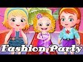 Baby Hazel Party Games  | Kids Birthday Party And Garden Party Game Movie by Baby Hazel Games