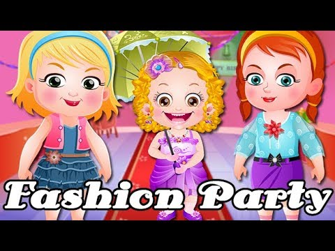 Baby Hazel Garden Party   Baby Hazel Party Games from YouTube · Duration:  8 minutes 43 seconds