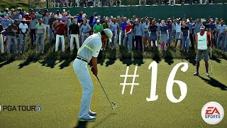 Rory McIlroy PGA Tour Career Mode - Episode 16 - US OPEN SOLO LEADER! (Ps4/Xbox One Gameplay HD)