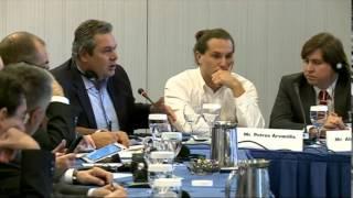 Παρέμβαση Πάνου Καμμένου στο round table του Συνεδρίου του ΙΓΜΕΑ