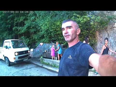 Kula-Herceg Novi-Podgorica biciklom
