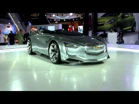 CHEVROLET MIRAY concept car @The Johannesburg International Motor Show 2011