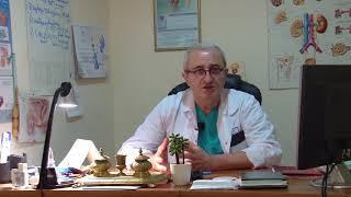 უროლოგი შალვა  ჭოველიძე - საუბრობს უროლოგიური დაავადებების შესახებ