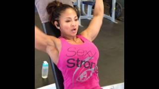 Sexy-Strong Upper Body Blitz, featuring IFBB Pro Meriza Deguzman-Ciccone