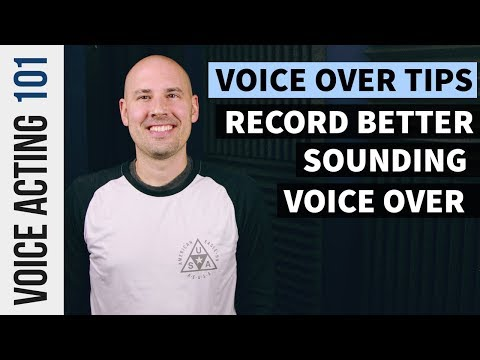 Voice Over Tips: