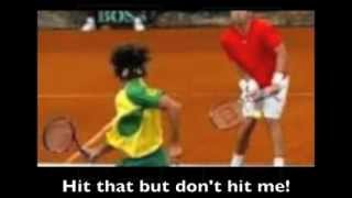 The Tennis Song! (12 Days Of Lessons)