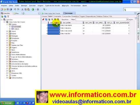 aula 2452 Desvendando Oracle SQL Developer