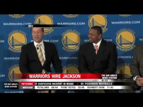 Golden State Warriors Fire Mark Jackson