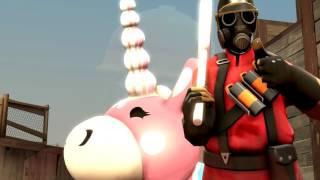 [EPIC SFM] Ride Of The Balloonicorn #162 (Rus)