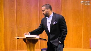 "CAYA ""Sanctified Success"", Rev. Dr. Howard-John Wesley"
