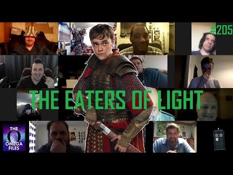 THE OMEGA FILES #205 - THE EATERS OF LIGHT