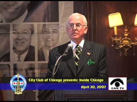 Hon. Edward M. Burke, Alderman, City of Chicago, 14th Ward