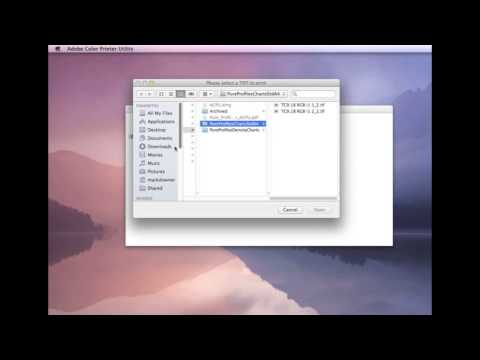 Pure Profiles Extended Guide to Custom Printer Profiling on a Mac