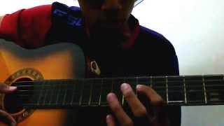 gitar tab wali band doaku untukmu sayang cover
