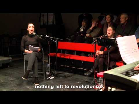 Ibsen's An Enemy of the People as Brecht's Teaching Play (full play)