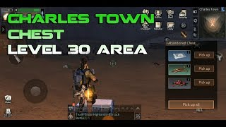 Open Chest At Charles Town (Mini Boss Charles Town) - LifeAfter