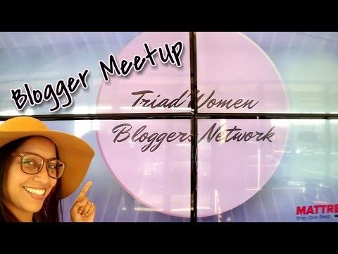 TriAd Women's Blogger Network Holiday MeetUp - Mattress 2.0 #NCSleeps | TheMrsTee