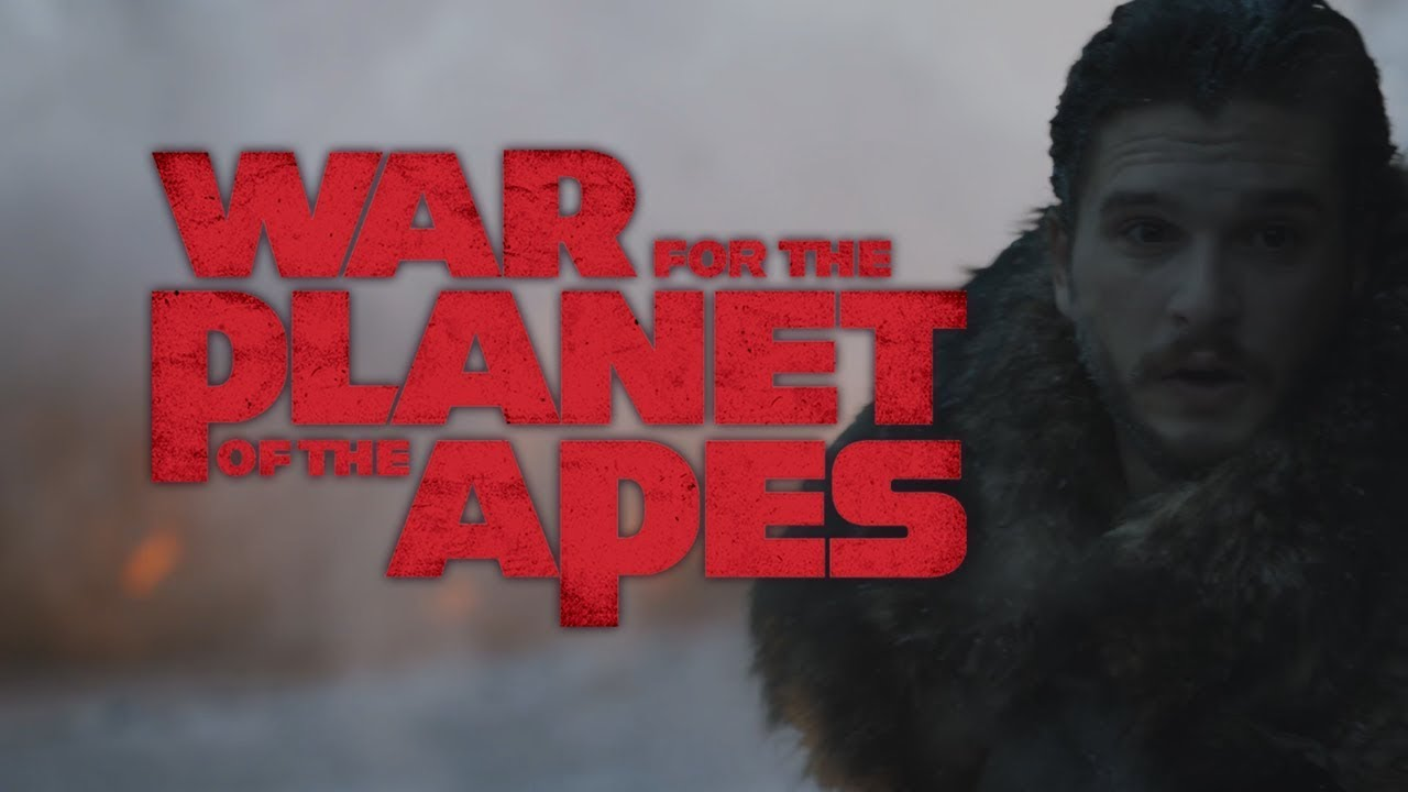 """Download Game of Thrones: Season 7 Trailer - """"Search and Destroy"""" ('War for the Planet of the Apes' style)"""