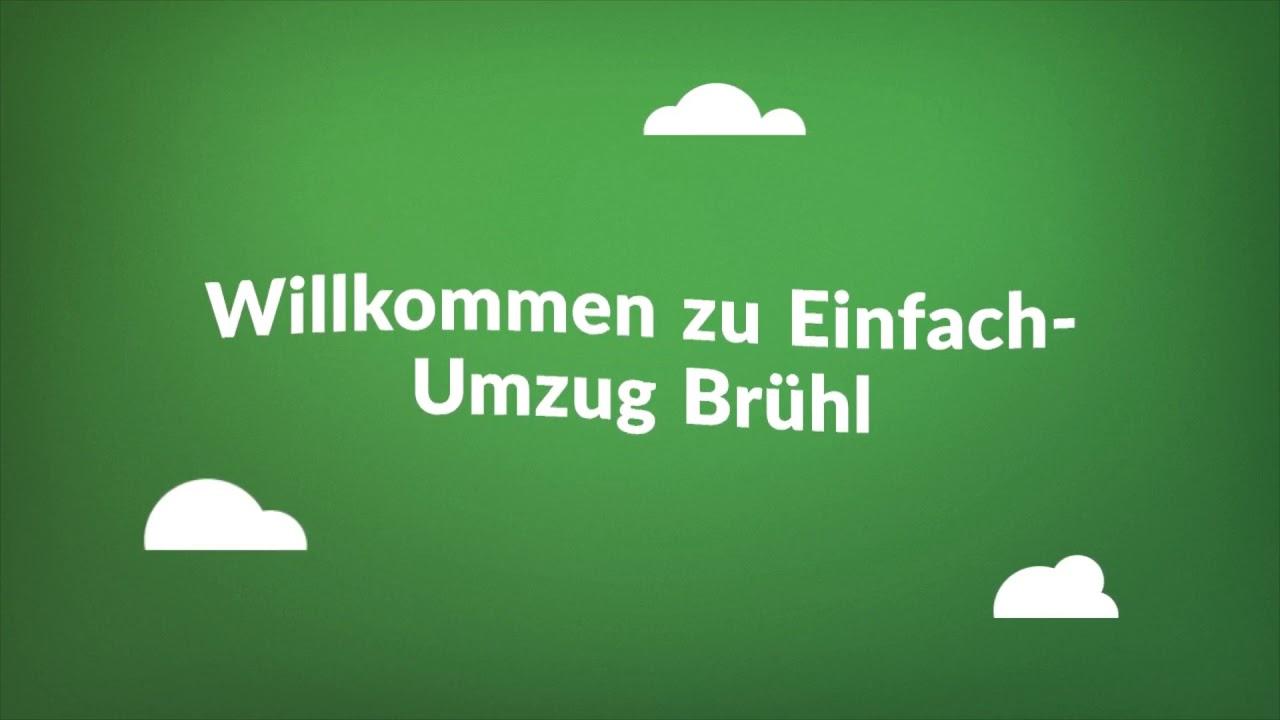 Einfach-Umzug in Brühl | 0221 – 98 88 62 58