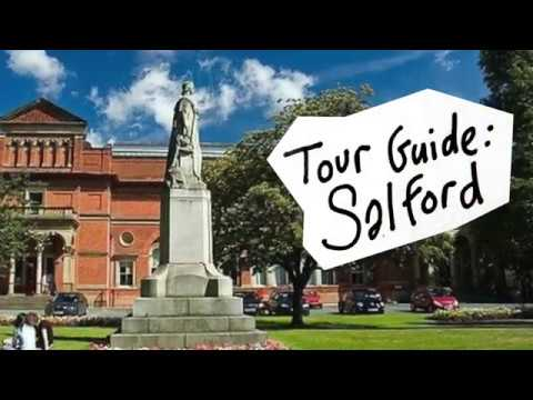 Tour Guide: Salford