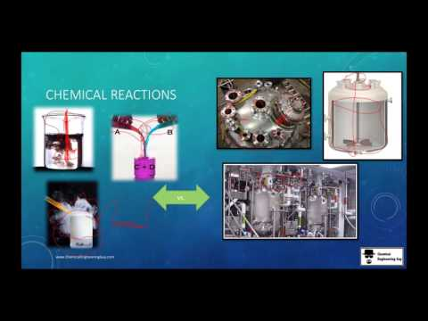 Lab Equipment vs. Industrial Equipment in Engineering and Chemistry Lab (E06)