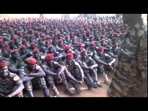 The Mighty SPLA , (Tiger Division)