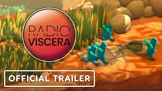 Radio Viscera - Official Announcement Trailer
