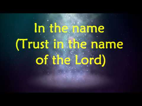 Fred Hammond - I Will Trust - Lyrics  2014