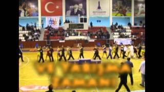 2011-2012 Türkiye Kulüpler arası salsa Şampiyonu ABDA( Aytunç Bentürk Dance Academy)