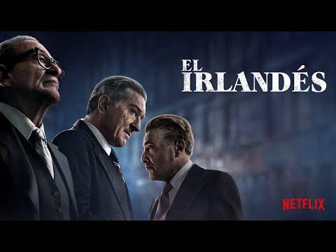 El Irlandés | Tráiler oficial VOS en ESPAÑOL | Netflix España