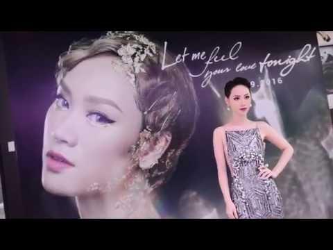 Họp báo ra mắt MV Let Me Feel Your Love Tonight (FULL)