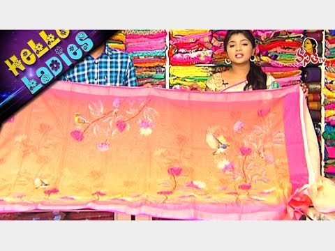 Today Collection Of Kora Fancy & Mythri Silk Sarees    Hello Ladies    Vanitha TV