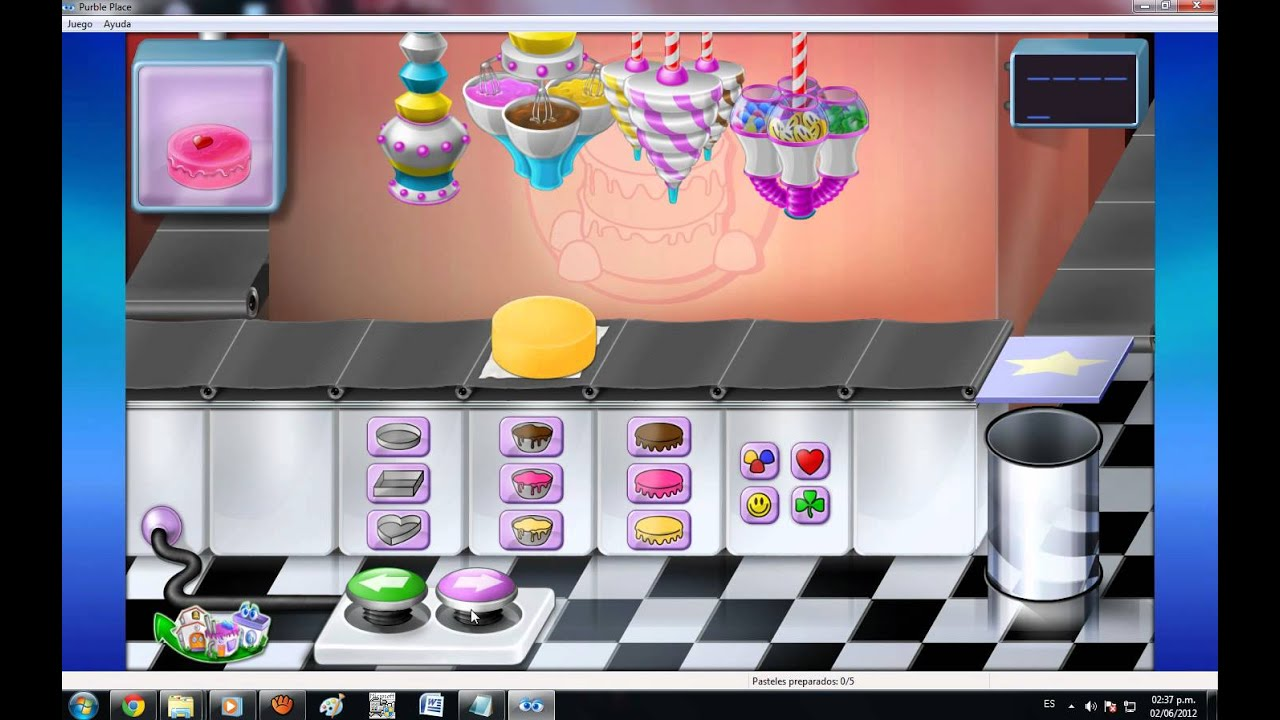 Making Cakes Games Download