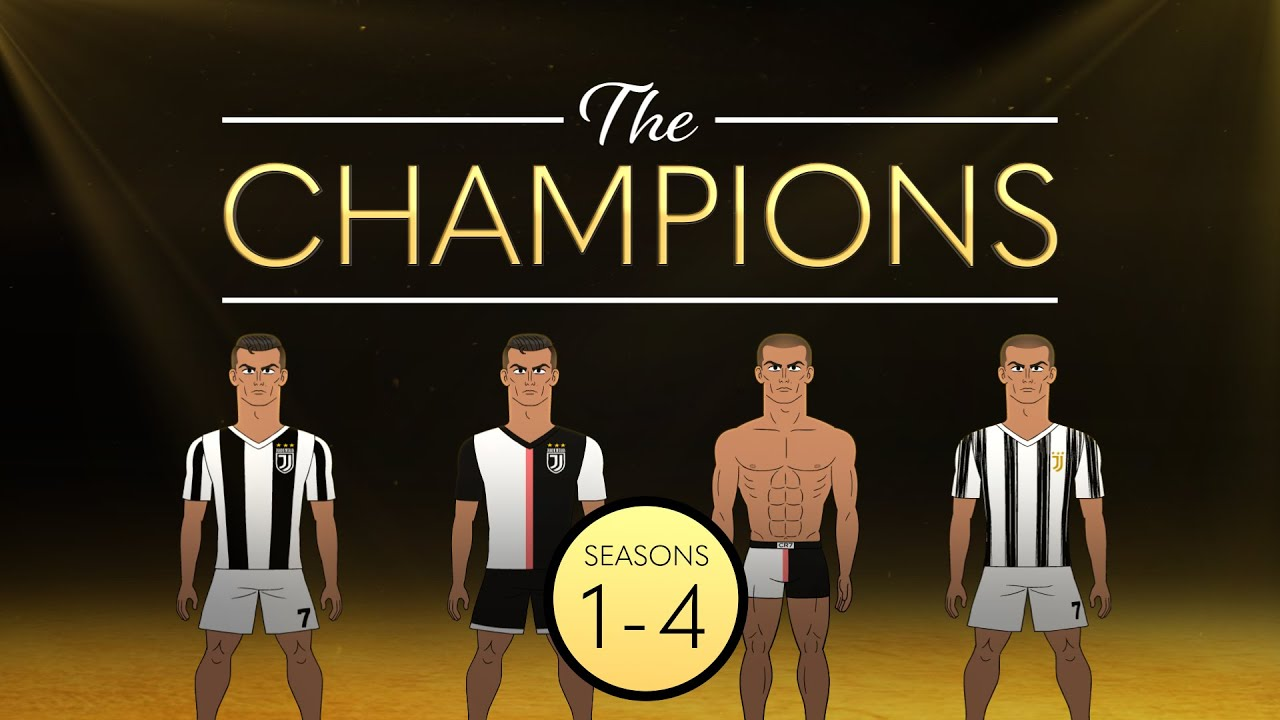 Download The Champions: Seasons 1-4 in Full