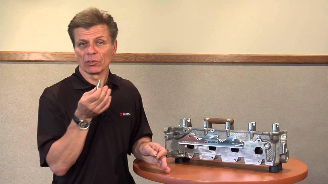 exhaust manifold repair kit product demo