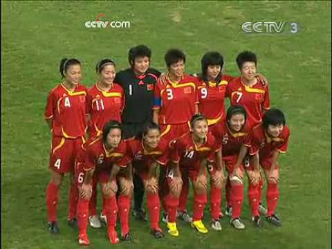 [2008-08-15] Olympic Games (Quarterfinals) // China 0-2 Japan (First Half)