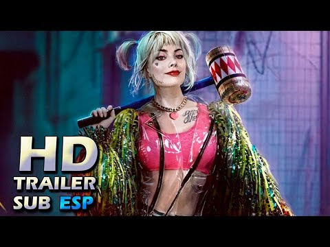 Birds of Prey Trailer Oficial Subtitulado Español (2020)