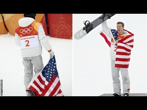 Winter Olympics Shaun White Apologises For Flag Treatment After Halfpipe Gold