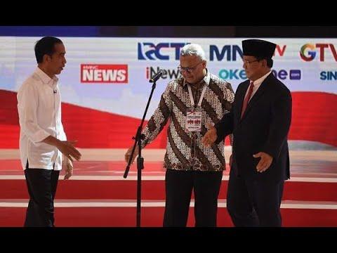 Ini Jawaban Jokowi Soal Impor Pangan (Debat Capres kedua Bag 5)