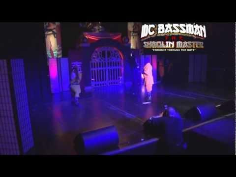 "MC Bassman ""The Shaolin Master"" Official Birthday Bash 2012"