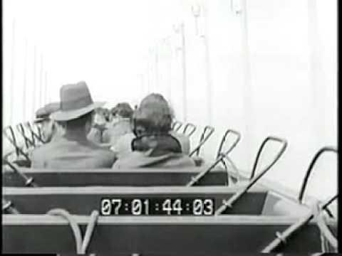 1929 DRAGON COASTER - Rye Playland Amusement Park, NY