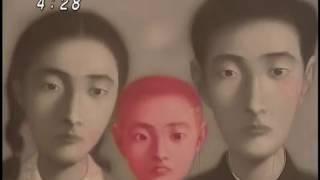 ジャン・シャオガン 記憶の肖像 胡同のひまわり.