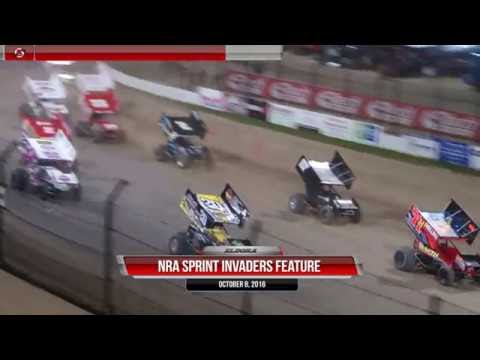 10.8.16 Sprintacular Highlights: ASCoC  | NRA | BOSS