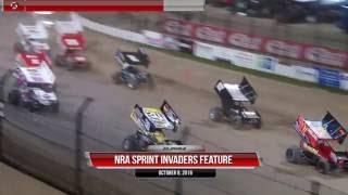 Eldora Speedway Sprintacular Highlights: ASCoC | NRA | BOSS