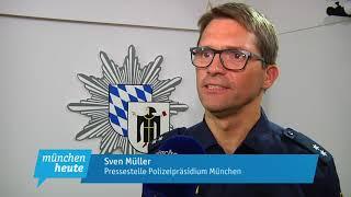 Sprengung eines Geldautomaten verhindert - 4 Männer in München verhaftet
