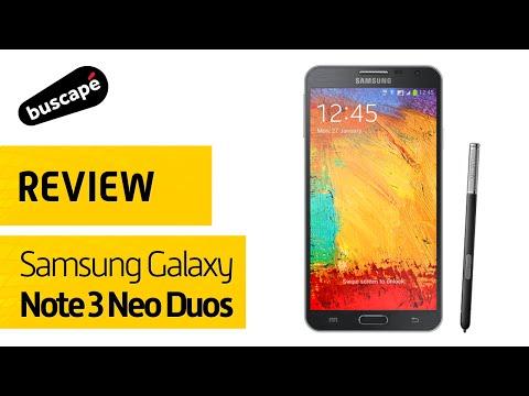 Samsung Galaxy Note 3 Neo Duos - Avaliação