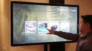 3D Touch screen