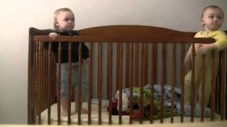 Twin Escapes From His Crib   Official Video