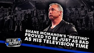 """KEVIN OWENS """"STUNS"""" SHANE'S TOWN HALL 