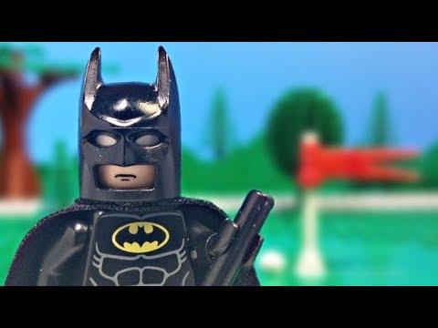 Lego Batman Goes Golfing